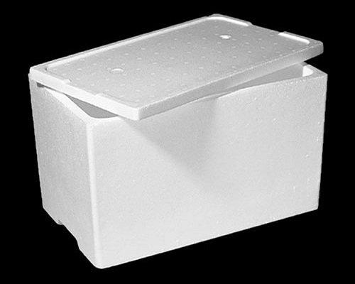 thermocol box, thermocol boxes, thermocol ice box