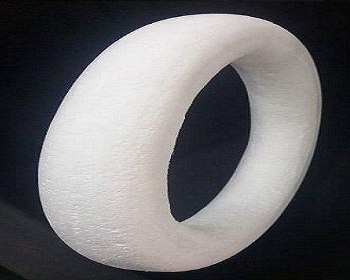 Thermocol 3D Rings