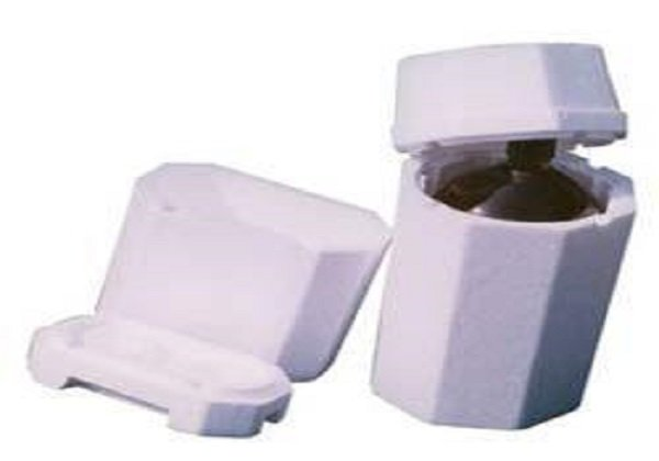 Thermocol Acid Boxes, Thermocol Box for Acid bottle packaging