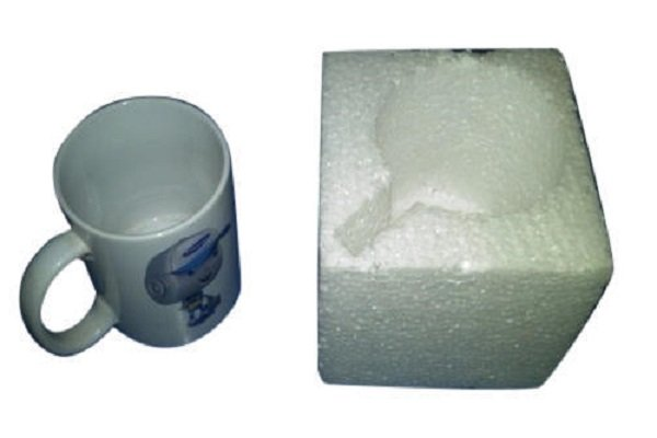 thermocol cup packaging