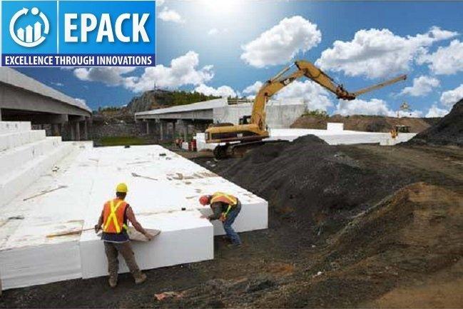 eps geofoam, geofoam for landfilling