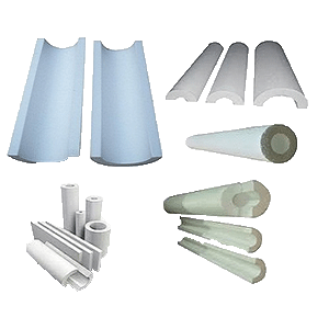 Thermocol-Insulation-For-Pipe-Section