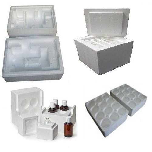 thermocol medicine packaging